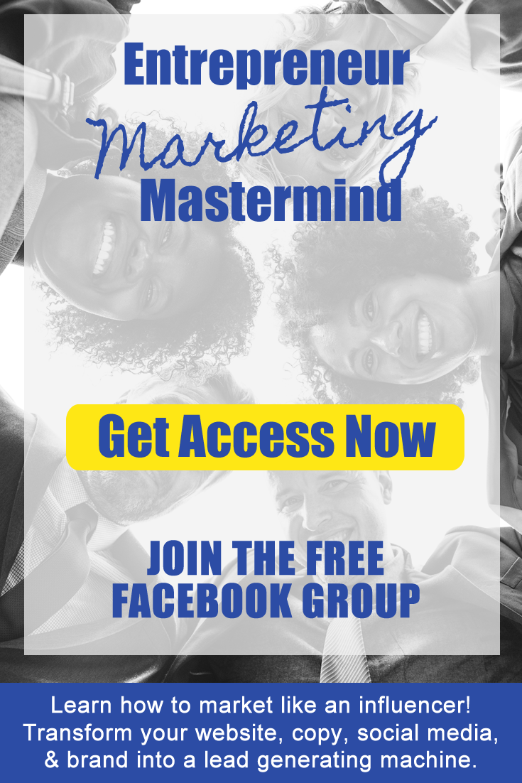 entrepreneur marketing mastermind