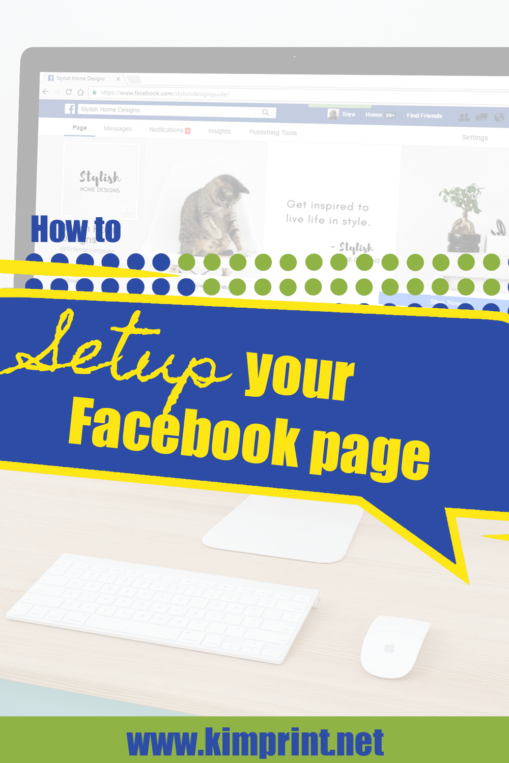 small businesses how to get your Facebook page setup