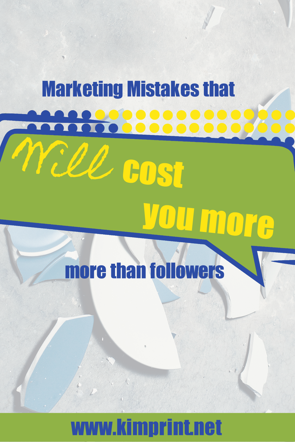 how to avoid small business marketing mistakes